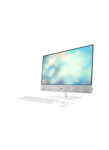 HP HP Pavilion 199R8EA i7-10700T 16GB 1TB 512GB SSD 4GB GTX1650 27 FreeDOS Beyaz